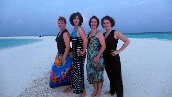 With love - the maldives 57