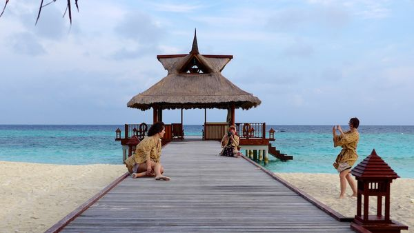 With love - the maldives 17