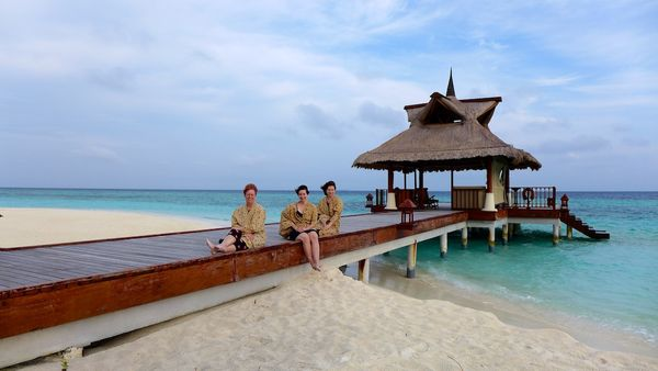With love - the maldives 18