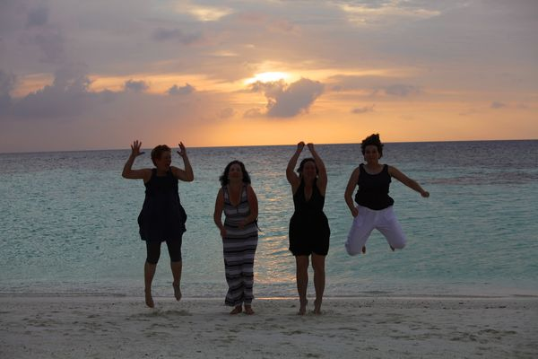 With love - the maldives 21