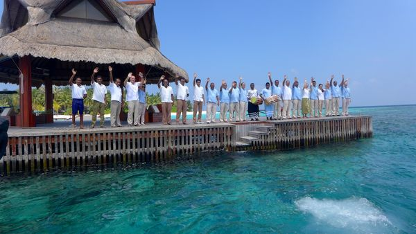 With love - the maldives 79