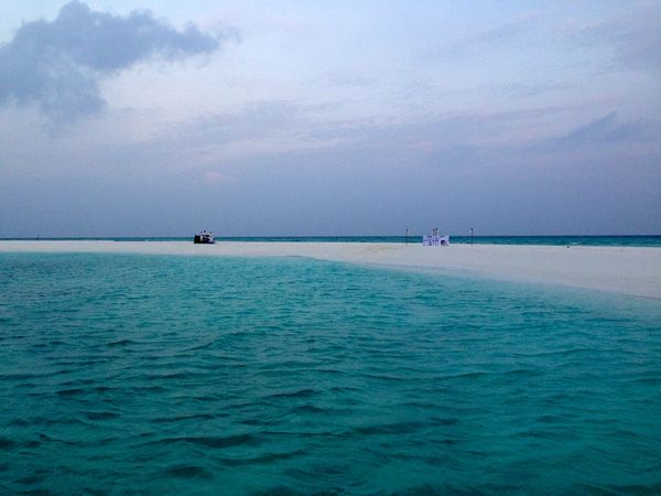 With love - the maldives