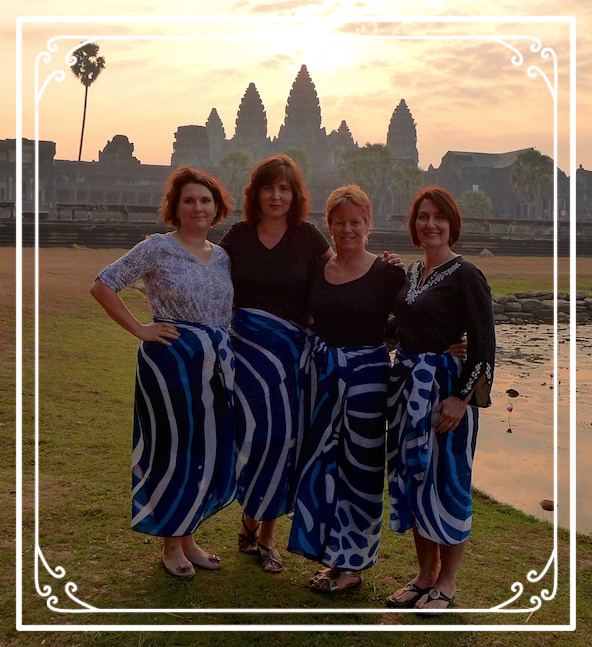 Cambodia girls trip 1