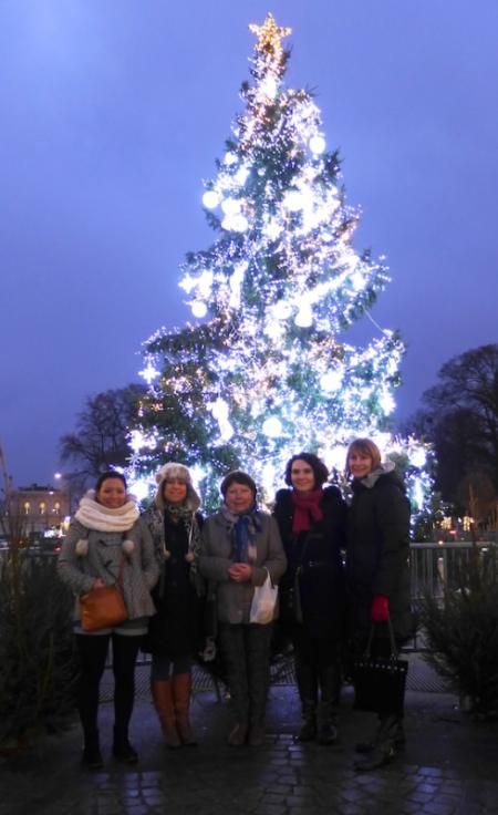 Alsace Christmas 85